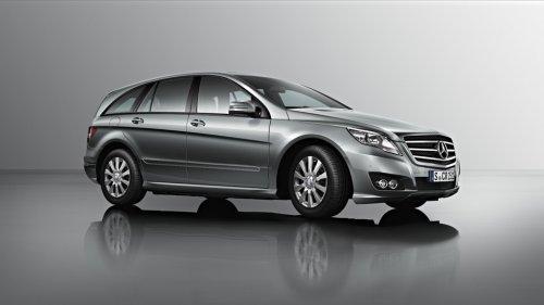 Новый Mercedes-Benz R-класса