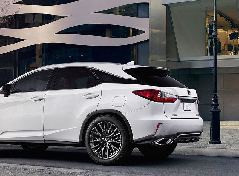 Новый Lexus RX