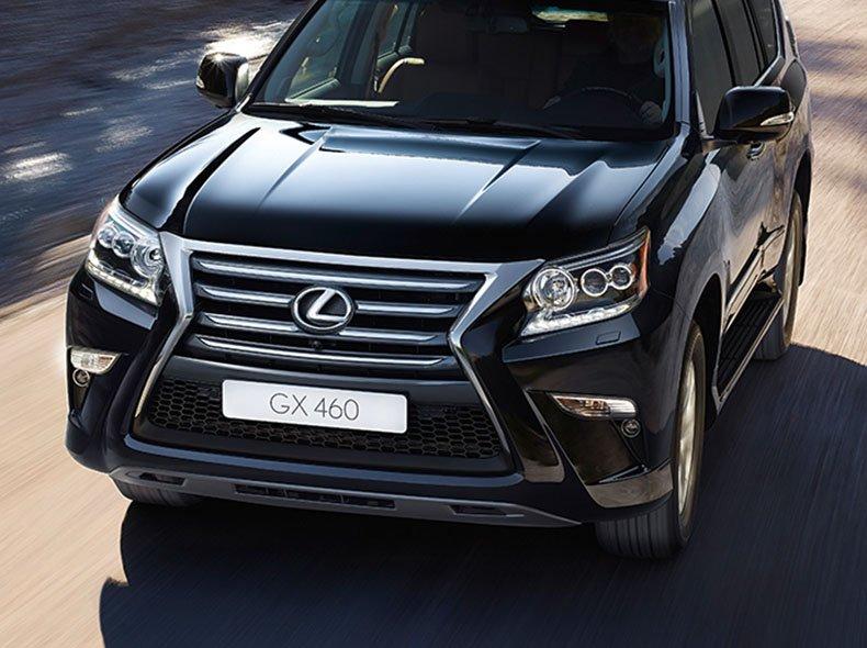 Новый Lexus GX